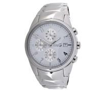 D&G Dolce&Gabbana Armbanduhr Analog Quarz Edelstahl 3719770110