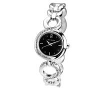 Damen-Armbanduhr Analog silber 102M631