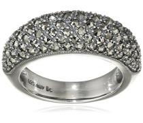 Ring 925 Silber vintage-oxidized Markasit 60 (19.1) - L5032R/90/B3/60