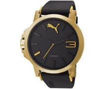 Armbanduhr Datum klassisch Quarz Plastik PU102941004