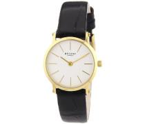 Damen-Armbanduhr XS Analog Quarz Leder 12100549