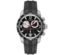 Armbanduhr XL Chronograph Quarz Kautschuk C001.639.27.057.00
