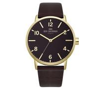 Datum klassisch Quarz Uhr mit Nylon Armband WB070RB