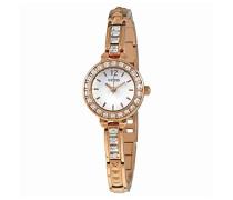 Damen-Armbanduhr Analog Quarz Edelstahl W0429L3