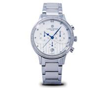 Italy - Damen -Armbanduhr OLA0674MB/SS/BN