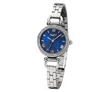 Analog Quarz Uhr mit Edelstahl Armband 12221001