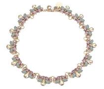 -Ras-des-Halskette Messing Swarovski-Kristall Secret Garden SCT1.19