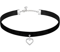 Damen-Kragen Halskette 925_Sterling_Silber SAIV17