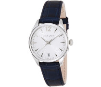 Analog Quarz Uhr mit Leder Armband H42211655