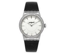 Damen-Armbanduhr Analog Quarz Leder CLD 010S-BA
