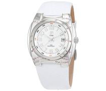 Damen-Armbanduhr Analog Quarz Leder FA0601-23