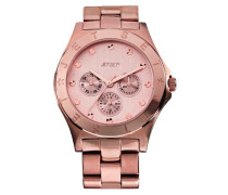 – j5636r-042 – Copenhagen Armbanduhr – Quarz Analog – Zifferblatt Rosa Armband Stahl Rosa
