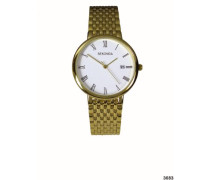 Herren-Armbanduhr Analog gold 3683.27