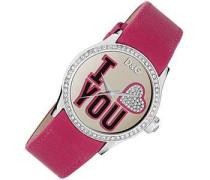 Damen-Armbanduhr Dolce Gabbana Peek-a-Boo DW0149