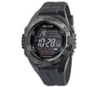 Armbanduhr STREET FASHION Digital Quarz Kautschuk R3251372215