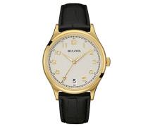 Herren-Armbanduhr Analog Quarz 97B147