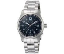 Analog Quarz Uhr mit Edelstahl Armband H68201143