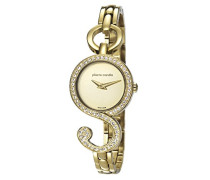 -Damen-Armbanduhr Swiss Made-PC107052S04