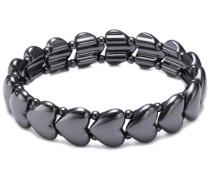 Jewelry Armband aus der Serie Classic hematite plated 17.0 cm 601233012