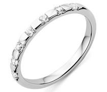 Damen Verlobungsringe Silber - MSAE213R58