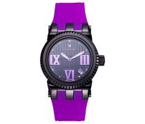 Italy - Damen -Armbanduhr OLA0643BK/VL