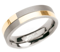 Damen-Ring Titan Bicolor 0101-1070,