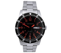 Armbanduhr Analog Quarz Edelstahl 92-0060-503