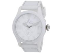 Unisex-Armbanduhr Analog Leder TTF08WH