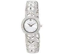 Analog Quarz Uhr mit Edelstahl Armband 12221015