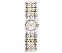 Datum klassisch Quarz Uhr mit Edelstahl Armband CRM166SN04MGT