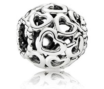 Damen -Bead Charms 925 Sterlingsilber 790964
