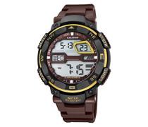 -Armbanduhr Digital Digital Plastik K5672/8