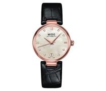 Armbanduhr Analog Automatik Leder M0222073611610