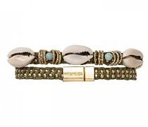 Damen-Wickelarmbänder Vergoldet E18MCILOKH