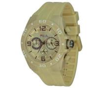 Unisex-Armbanduhr Chronograph Plastik FA-1035-04