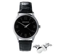 Armbanduhr Analog Formgehäuse schwarz 3071G.65