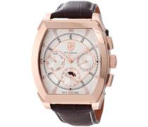 Herren- Armbanduhr Chronograph Quarz SC0090