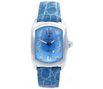 Herren-Armbanduhr Analog Quarz Leder 0264BDB