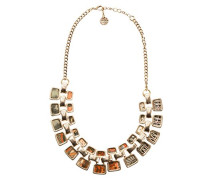Collier Collar Chapas Blancas Alabama Versilbert 40 cm - 67G55G34011U