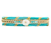 Damen-Manschetten Armbänder Edelstahl E18MEDONTU