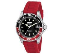 23680 Pro Diver Uhr Edelstahl Automatik schwarzen Zifferblat