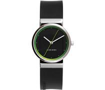 Damen-Armbanduhr Analog Quarz Kautschuk 32767