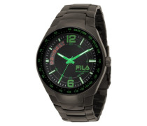 Armbanduhr Analog Quarz Edelstahl FA0846-62