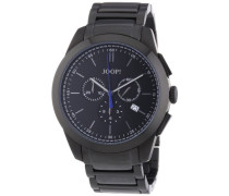Armbanduhr Analog Quarz Edelstahl JP100711F07U