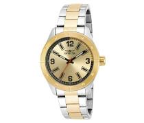 Herren- Armbanduhr Analog Quarz17929