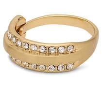 Ringe Vergoldet Kristall '- Ringgröße 53 (16.9) 601832024