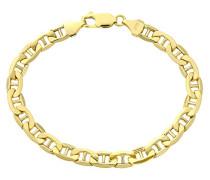 Armband 9 K 375 Gelbgold 21,6 cm in der Länge und 1