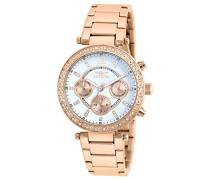 Damen- Armbanduhr Chronograph Quarz 21558