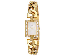 Damen-Armbanduhr Analog Quarz Edelstahl W0540L2