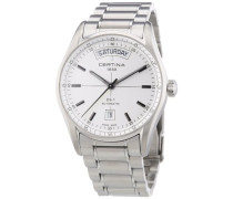 Armbanduhr XL Analog Automatik Edelstahl C006.430.11.031.00